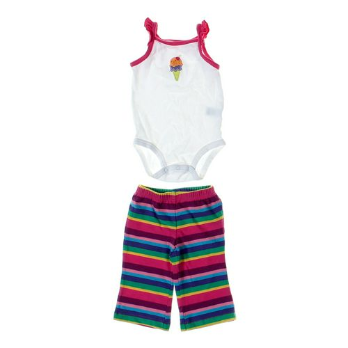 Circo Pants & Bodysuit Set in size 6 mo at up to 95% Off - Swap.com