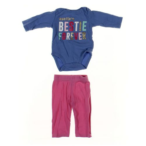 Cutie Pie Pants & Bodysuit Set in size 3 mo at up to 95% Off - Swap.com