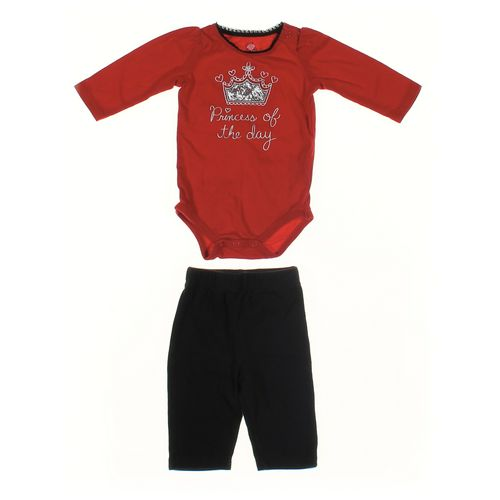 Okie Dokie Pants & Bodysuit Set in size NB at up to 95% Off - Swap.com