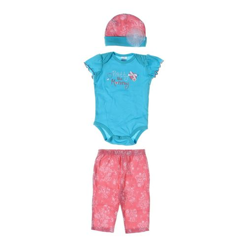 Tender Kisses Pants & Bodysuit Set in size 3 mo at up to 95% Off - Swap.com