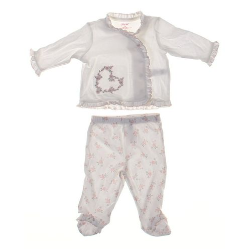 Little Me Pants & Cardigan Set in size 3 mo at up to 95% Off - Swap.com