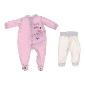 Pants & Footed Pajamas Set for Sale on Swap.com