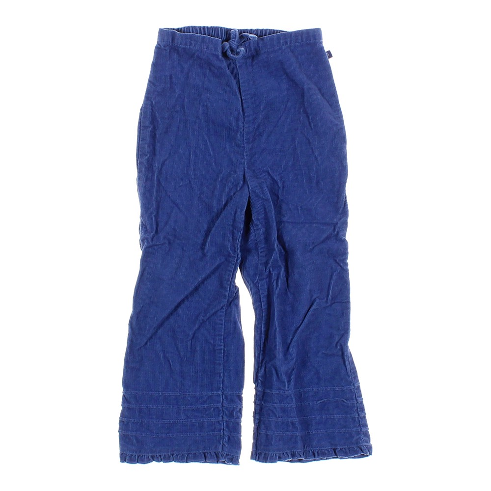 c3946541f The Children s Place Girls Solid Cotton Pants