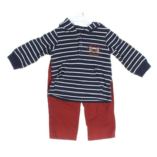 Carter's Pants & Hoodie Set in size 12 mo at up to 95% Off - Swap.com