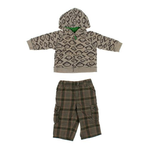 Gymboree Pants & Hoodie Set in size 6 mo at up to 95% Off - Swap.com
