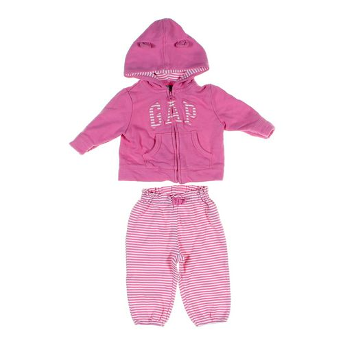 babyGap Pants & Hoodie Set in size 3 mo at up to 95% Off - Swap.com
