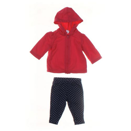 Carter's Pants & Hoodie Set in size 3 mo at up to 95% Off - Swap.com
