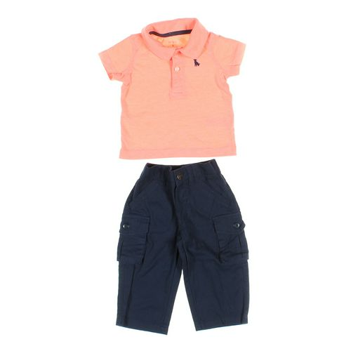 Koala Baby Pants & Polo Shirt Set in size 6 mo at up to 95% Off - Swap.com
