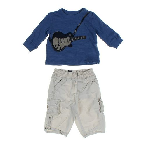 babyGap Pants & Shirt Set in size 3 mo at up to 95% Off - Swap.com