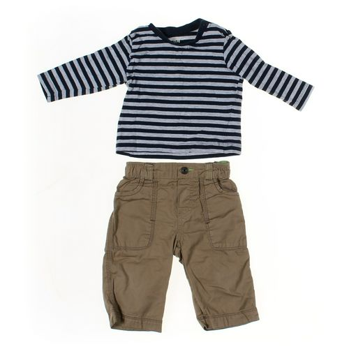 OshKosh B'gosh Pants & Shirt Set in size 6 mo at up to 95% Off - Swap.com