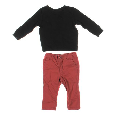 The Children's Place Pants & Shirt Set in size 12 mo at up to 95% Off - Swap.com
