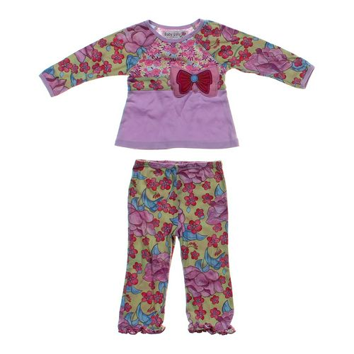 Baby Lulu Pants & Shirt Set in size 2/2T at up to 95% Off - Swap.com