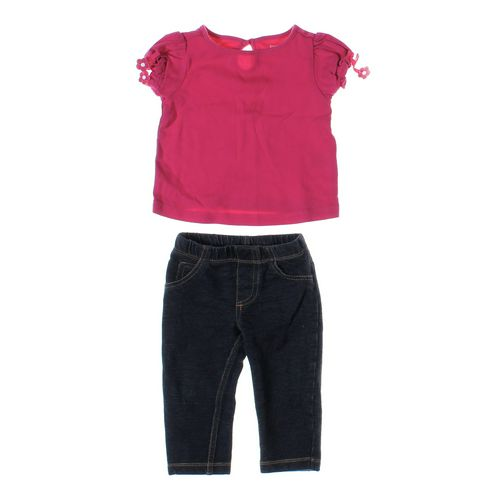 Carter's Pants & Shirt Set in size 12 mo at up to 95% Off - Swap.com