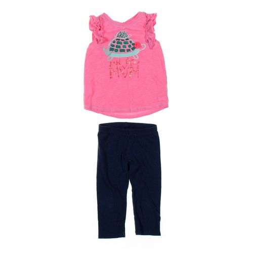 Cat & Jack Pants & Shirt Set in size 4/4T at up to 95% Off - Swap.com