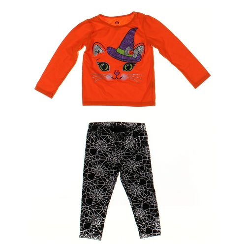 Halloween Pants & Shirt Set in size 2/2T at up to 95% Off - Swap.com