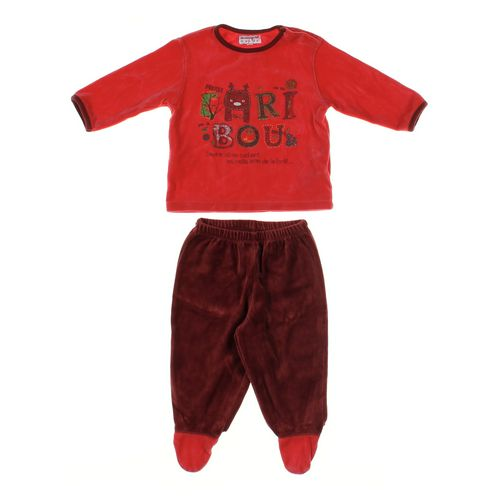 La Compagnie Pants & Sweatshirt Set in size 12 mo at up to 95% Off - Swap.com