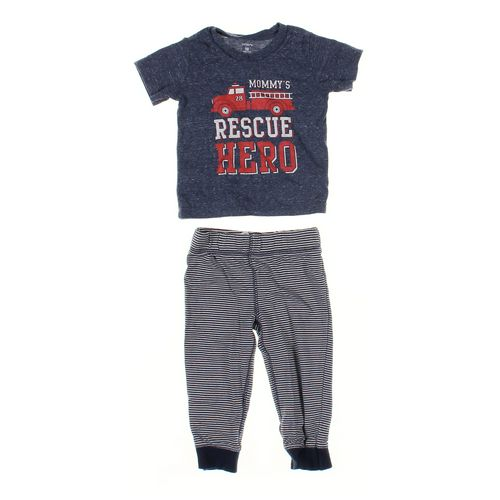 Carter's Pants & T-shirt Set in size 18 mo at up to 95% Off - Swap.com