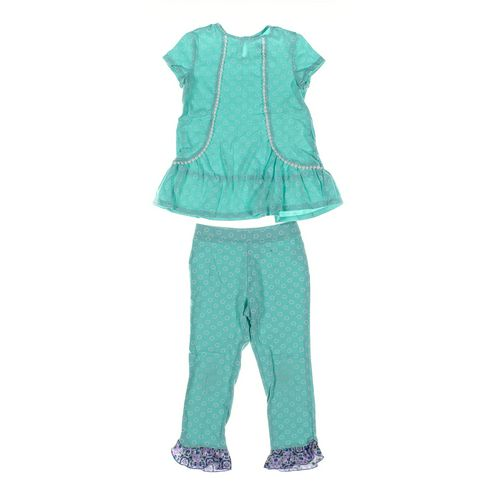 J. Khaki Pants & Tunic Set in size 4/4T at up to 95% Off - Swap.com