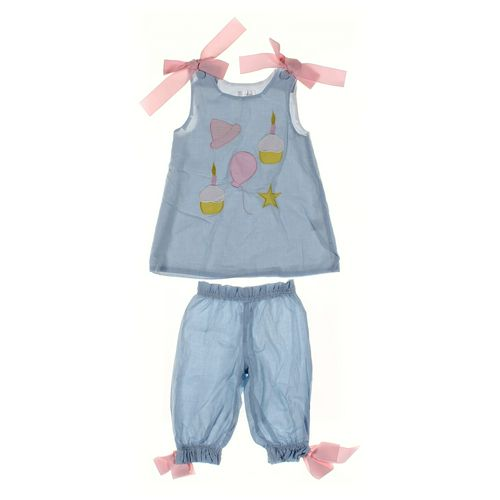 Yo-Yo Clothing Pants & Tunic Set in size 2/2T at up to 95% Off - Swap.com