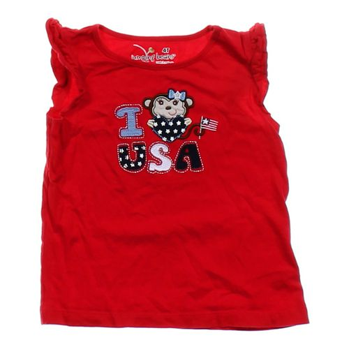 Jumping Beans Patriotic T-shirt in size 4/4T at up to 95% Off - Swap.com