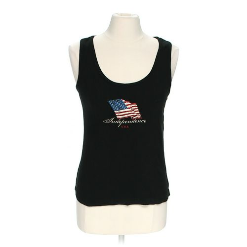 Target Patriotic Tank in size M at up to 95% Off - Swap.com