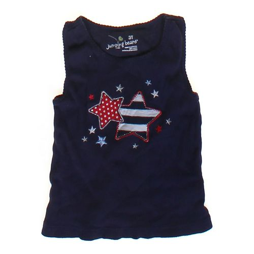Jumping Beans Patriotic Tank Top in size 3 mo at up to 95% Off - Swap.com