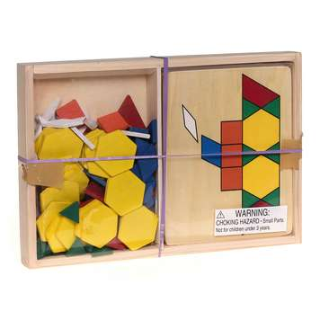 Pattern Blocks and Boards Set Puzzle for Sale on Swap.com