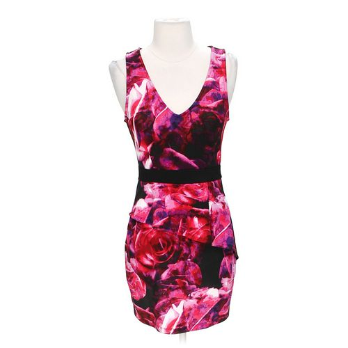 Body Central Pattern Dress in size S at up to 95% Off - Swap.com