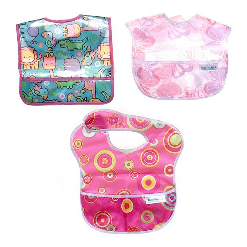 Bumkins Patterned Bib Set in size 6 mo at up to 95% Off - Swap.com