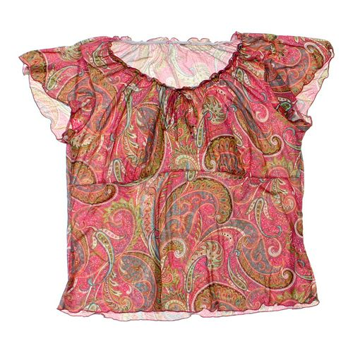 Patterned Blouse in size 1X at up to 95% Off - Swap.com