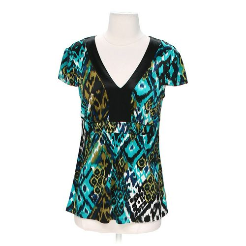 AB STUDIO Patterned Blouse in size S at up to 95% Off - Swap.com