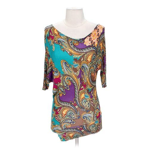 Body Central Patterned Blouse in size S at up to 95% Off - Swap.com