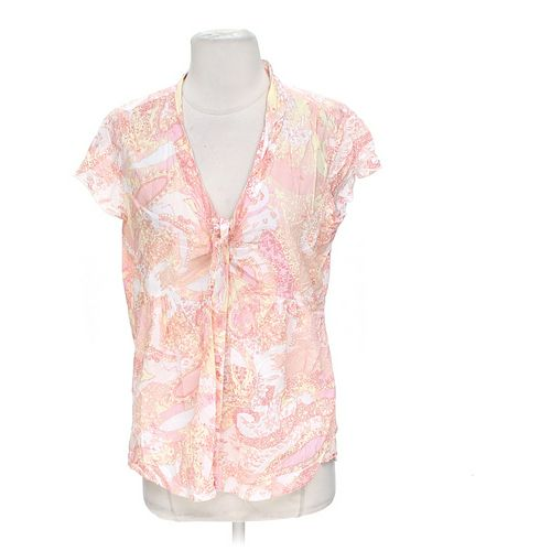 Caribbean Joe Patterned Blouse in size S at up to 95% Off - Swap.com