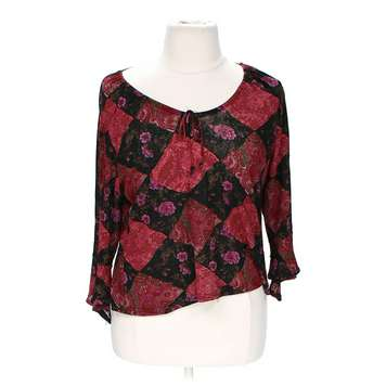 Patterned Blouse for Sale on Swap.com