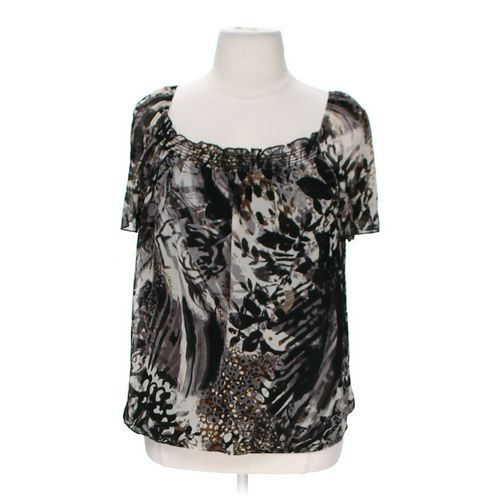 judth Patterned Blouse in size XL at up to 95% Off - Swap.com