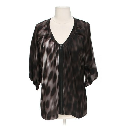 KENNETH COLE REACTION Patterned Blouse in size S at up to 95% Off - Swap.com