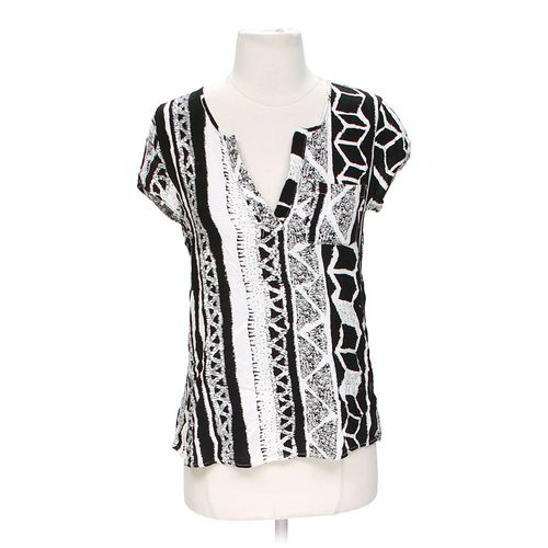 Love Notes Patterned Blouse in size S at up to 95% Off - Swap.com