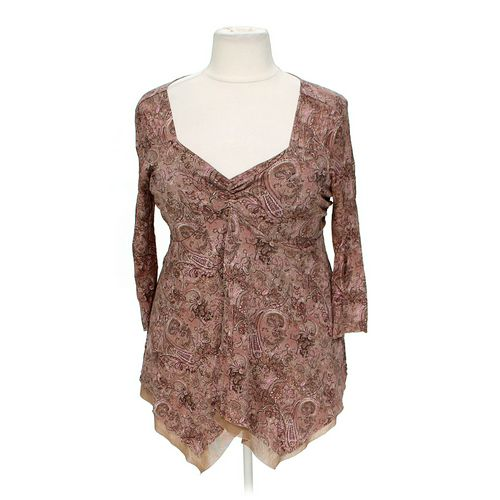 Venezia Patterned Blouse in size 14 at up to 95% Off - Swap.com