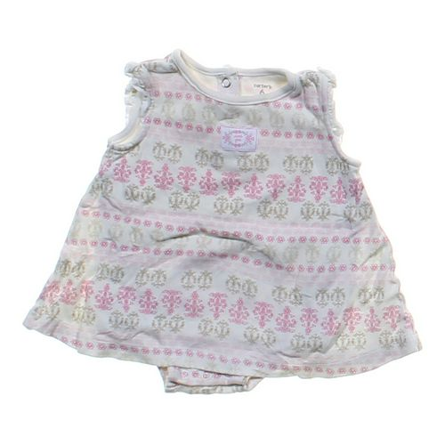 Carter's Patterned Bodysuit Dress in size 6 mo at up to 95% Off - Swap.com