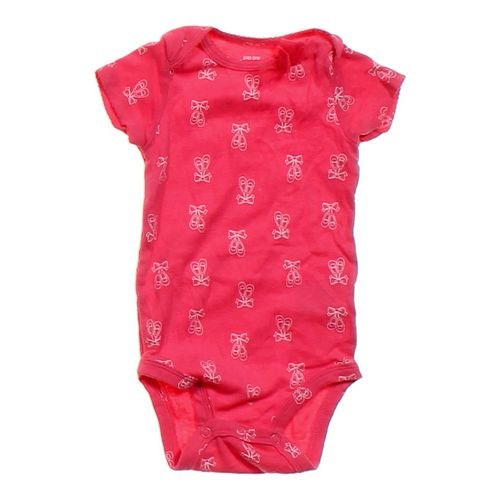 Just One You Patterned Bodysuit in size 9 mo at up to 95% Off - Swap.com