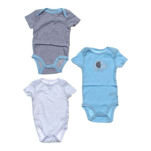 Circo Patterned Bodysuit Set in size 3 mo at up to 95% Off - Swap.com