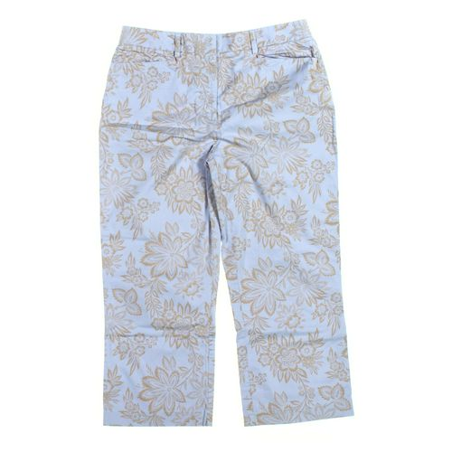 Tommy Hilfiger Patterned Capri Pants in size 10 at up to 95% Off - Swap.com