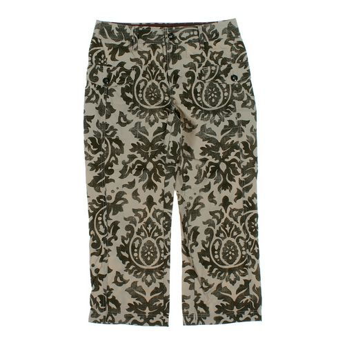 Tommy Hilfiger Patterned Capris in size 8 at up to 95% Off - Swap.com