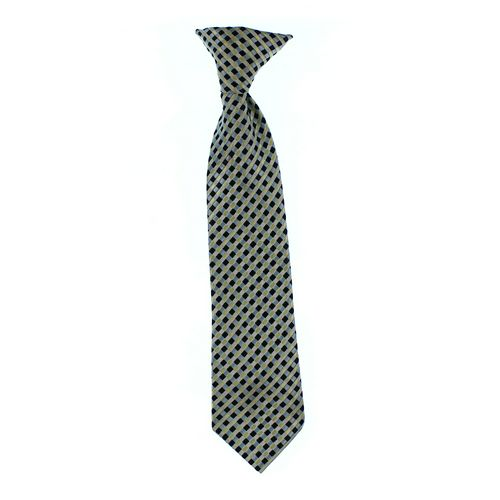 Patterned Clip-on Necktie in size 2/2T at up to 95% Off - Swap.com