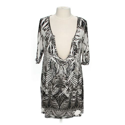 Apt. 9 Patterned Dress in size L at up to 95% Off - Swap.com