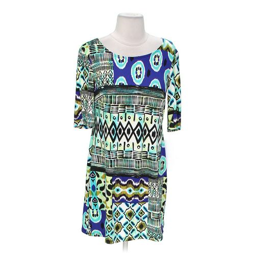 Bethany Mota Patterned Dress in size S at up to 95% Off - Swap.com