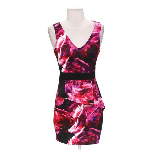 Body Central Patterned Dress in size S at up to 95% Off - Swap.com