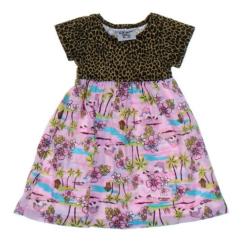 Flap Happy Patterned Dress in size 12 mo at up to 95% Off - Swap.com