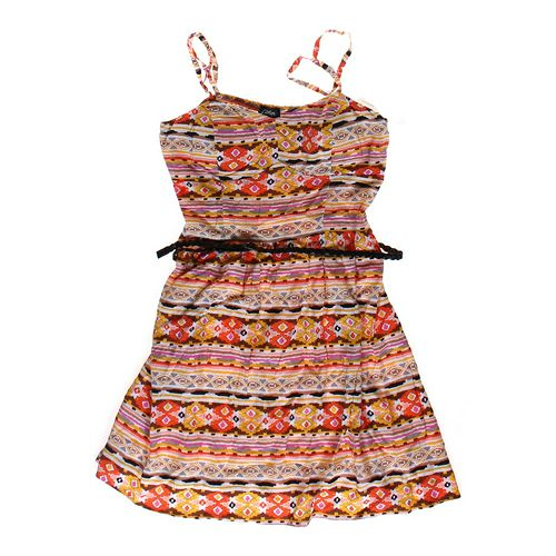 Love Reign Patterned Dress in size JR 9 at up to 95% Off - Swap.com