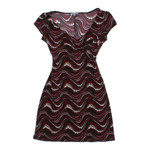 Love Tease Patterned Dress in size JR 3 at up to 95% Off - Swap.com